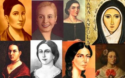 Mujeres que han marcado pautas de transformación cultural en América Latina